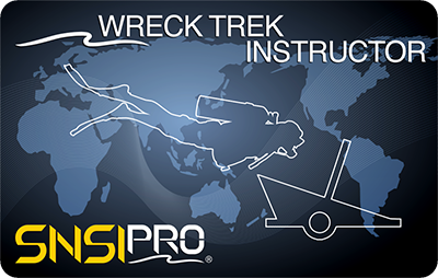 WRECK TREK INSTRUCTOR